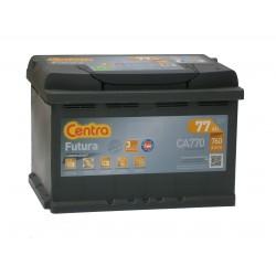 Akumulator Centra Futura 77Ah P+ CA770