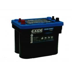 Akumulator EXIDE DUAL MARINE AGM 50Ah 750A Cyilindryczny EP450