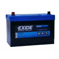 Akumulator EXIDE DUAL MARINE 95Ah ER450