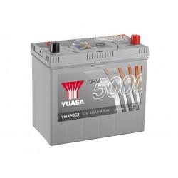 Akumulator YUASA silver 48Ah P+ JAPAN YBX5053
