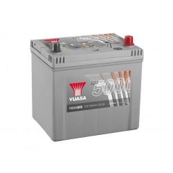 Akumulator YUASA silver 65Ah P+ YBX5005 Japan