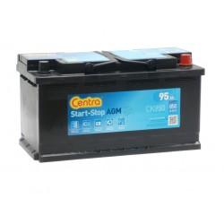 Akumulator Centra AGM Start Stop 95Ah P+ CK950