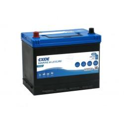 Akumulator EXIDE DUAL MARINE 80Ah ER350