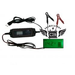 Ładowarka automatyczna 6V/12V 3,8A MW-SC4F