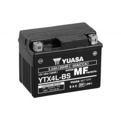Akumulator motocklowy YUASA YTX4L-BS
