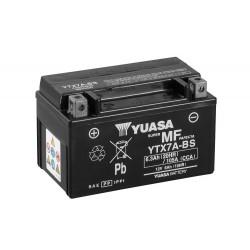 Akumulator motocklowy YUASA YTX7A-BS