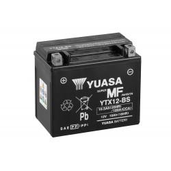 Akumulator motocklowy YUASA YTX12-BS
