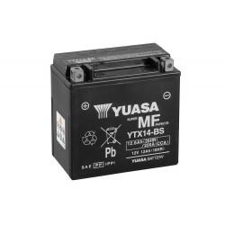Akumulator motocklowy YUASA YTX14-BS