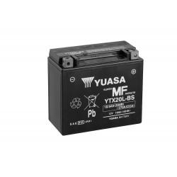 Akumulator motocklowy YUASA YTX20L-BS