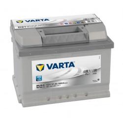 AKUMULATOR Varta Silver 61Ah P+ D21