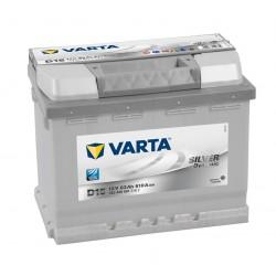 AKUMULATOR Varta Silver 63Ah P+ D15