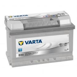 AKUMULATOR Varta Silver 74Ah P+ E38