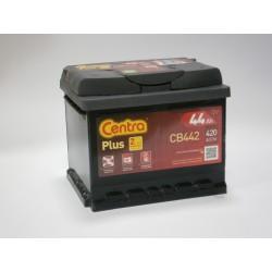Akumulator Centra Plus 44Ah CB442 P+
