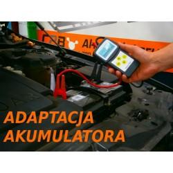 Adaptacja akumulatora