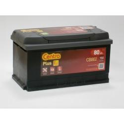 Akumulator Centra Plus 80Ah P+ CB802