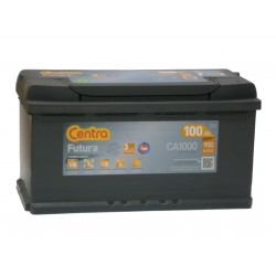 Akumulator Centra Futura 100Ah P+ CA1000