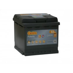 Akumulator Centra Futura 53AH P+ CA530