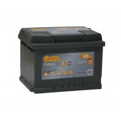 Akumulator Centra Futura 61Ah P+ CA612