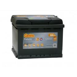 Akumulator Centra Futura 64Ah P+ CA640