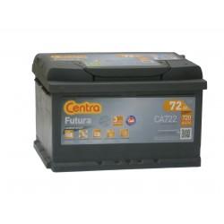 Akumulator Centra Futura 72Ah P+ CA722