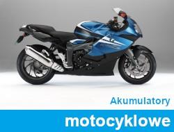 Akumulatory motocyklowe